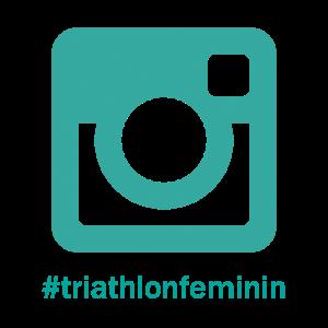 Hashtag #triathlonfeminin