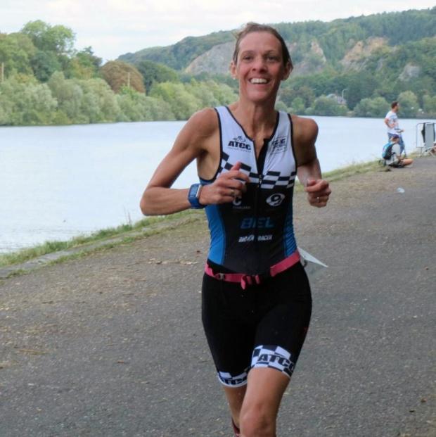 Valérie Leroy remporte la Supercoupe triathlon 2016